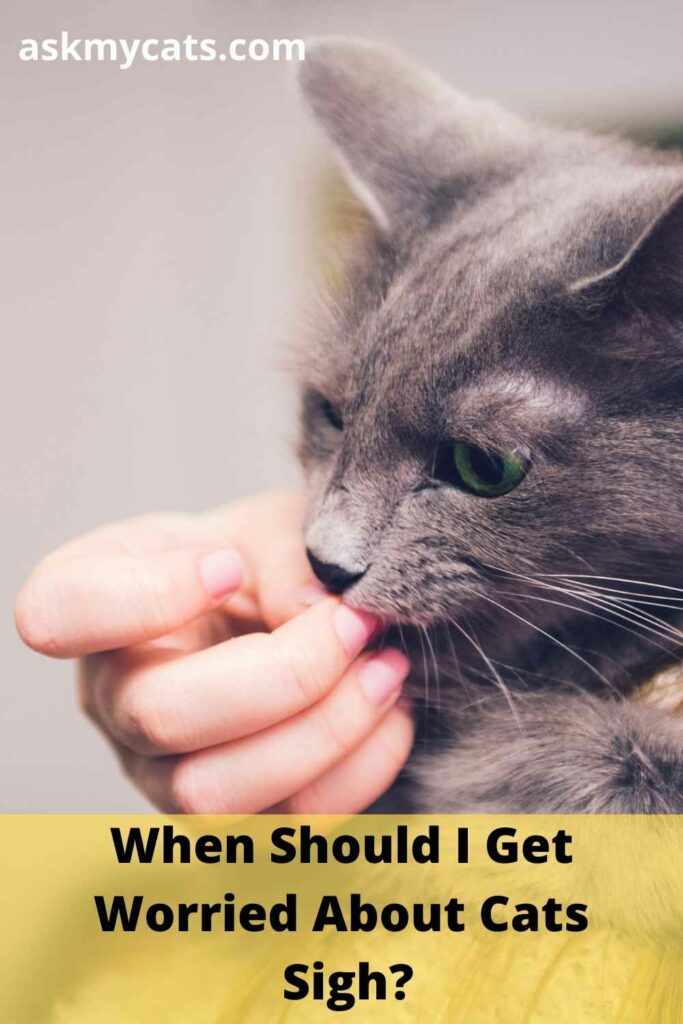 When Should I Be Worried About Sighing?